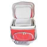 PromotionのためのInside Plastic Cooler Boxの絶縁されたCooler Bag