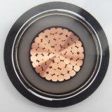 Cabo de alimentação com XLPE/cabo de alimentação de PVC (N2XY/N2XSY/N2XSYBY/N2XSYRY/NYY)