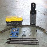 セリウムが付いている小さい油圧ジャックハンマーまたは掘削機の油圧ブレーカ