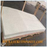 Volet hachés en fibre de verre mat pour panneau translucide