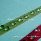 Suave tejido impermeable Anti-Absorbing cinta elástica para trajes de baño Ropa interior