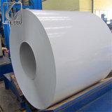 Ral9003 610mm ID bobine en acier galvanisé recouvert de couleur