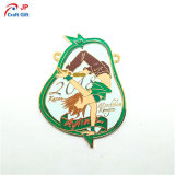 Customized Dancer Pattern Metal Medal for Souvenir