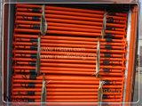 金持ちのエクスポートの経験の工場販売法によって使用される足場鋼鉄支柱