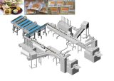 Tray completamente automatico Loading e Packing System
