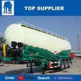 Titan de cemento a granel Bulker tanque transportador semi remolque cisterna