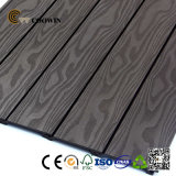 Manufacturer Outside WPC Wall Panel Siding clouded