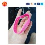 Wristband medico di carta impermeabile a gettare di promozione RFID per l'ospedale