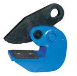 Braçadeira de levantamento 1.5tons do aço horizontal da boa qualidade