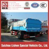De Vrachtwagen van de Pers van het Afval van het Voertuig van het Vervoer van het Vuilnis van de vuilnisauto DFAC
