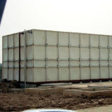 식용수를 위한 GRP 위원회 물 탱크