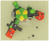 Spielplatz-Gerät Kaiqi Haus-Baum-der mittleren Qualitäts-Kinder - erhältlich in vielen Farben (KQ60063A)