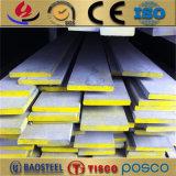 ASTM 321/321Hの在庫の熱間圧延のステンレス鋼のフラットバー