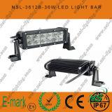 7.5inch CREE 36W LED Arbeits-heller Stab weg 4WD 4X4 LED vom hellen Stab