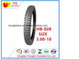 Fabricación de neumáticos de 3.00-18 Moto