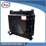 Wp2.1d21E2-1, en el núcleo de aluminio del radiador de cobre de grupo electrógeno del radiador el radiador