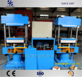 Alta pressa di vulcanizzazione duplex automatica/pressa di vulcanizzazione gemellare