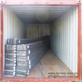 Acciaio di angolo o barra di angolo per materiale da costruzione (barra di angolo 20-200mm)