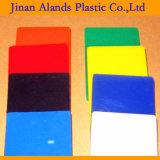 1.22X2.44mts kleur en het Duidelijke Gegoten AcrylBlad van het Plexiglas