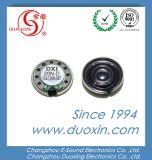 8ohm 0.5W 20mm de dun MiniSpreker dxi20n-D van de Auto Mylar