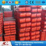 Piatto del frantoio a mascella dell'acciaio del manganese dei vari modelli della Cina alto