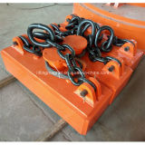 Chapas de aço do Elevador Electro Magnetic MW84 Series