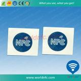 Tag do formato NFC de Ndef para o uso do pagamento
