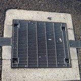 Cubrir-U-Tipo cubierta del Cubrir-Drenaje del foso de drenaje del foso