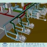 De Pijp van de glasvezel voor Watervoorziening van Hydro-elektrische Macht