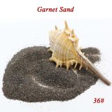 The Leader Brand Garnet Sand para polir