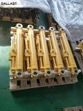 Bidirektionaler Hydrauliköl-Zylinder für Technik-Schlussteil/LKW/Exkavator