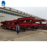 Neues 3axles 40--80 Tonnen niedrige Bett-halb Schlussteil-mit grossem Größen-Schlussteil