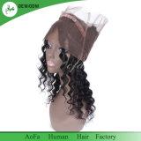 Frontal dei capelli 360 dell'onda di Looce della fabbrica di fabbricazione ODM/OEM