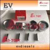 H15 K15 H20 H25 K21 K25 el anillo del pistón camisa del cilindro Kit para piezas de motor Nissan