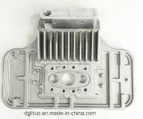 China molde de aluminio de fundición de metales Buscador de satélite de la empresa