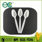"""7 """" abonablees y cuchillería biodegradable de Cpla"""