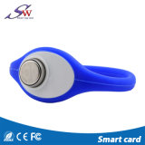 Контроль допуска RFID TM чешет Wristband силикона Ibutton