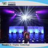 Die-Casting 알루미늄 LED 내각을%s 가진 높은 정의 실내 P2.5 발광 다이오드 표시