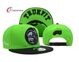 100% Acrylique Custom-Made Snapback Hat avec broderie 3D (01141)