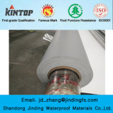 Le TPO Membrane imperméable avec Go en standard