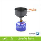 Titanium d'profilatura Gas Burner per Camping
