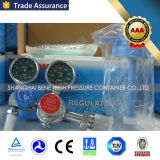 Factory Price Medical Oxygen Regulator for Qf-2 Cga540 Qf-6A Valve