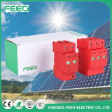 Пульсация DC 600V 20-40ka 2p SPD энергии c Sun типа