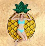 Cobertor 100% do piquenique das esteiras da praia do projeto das frutas do poliéster