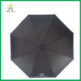 الصين منتوج/مموّن. عمل لعبة غولف مظلة مع مقبض مستقيمة قوّيّة متحمّلة مظلة مظلة
