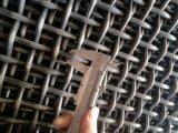 高炭素の鋼鉄の技術ふるいによってひだを付けられる編まれたワイヤー