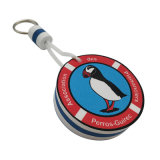 Promotion Gifts (KC-E-03B)를 위한 주문을 받아서 만들어진 EVA Floating Rubber Key Chain