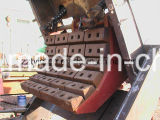 鉱山で使用されるPFシリーズハードロックの反撃の粉砕機