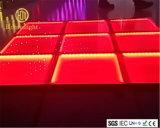 Azulejo del panel del partido LED del disco del RGB Dance Floor los 50*50cm