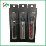 Kit della batteria del tasto di preriscaldamento di Cbd Vape della canapa